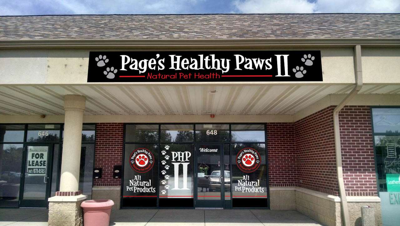 Page's Healthy Paws II