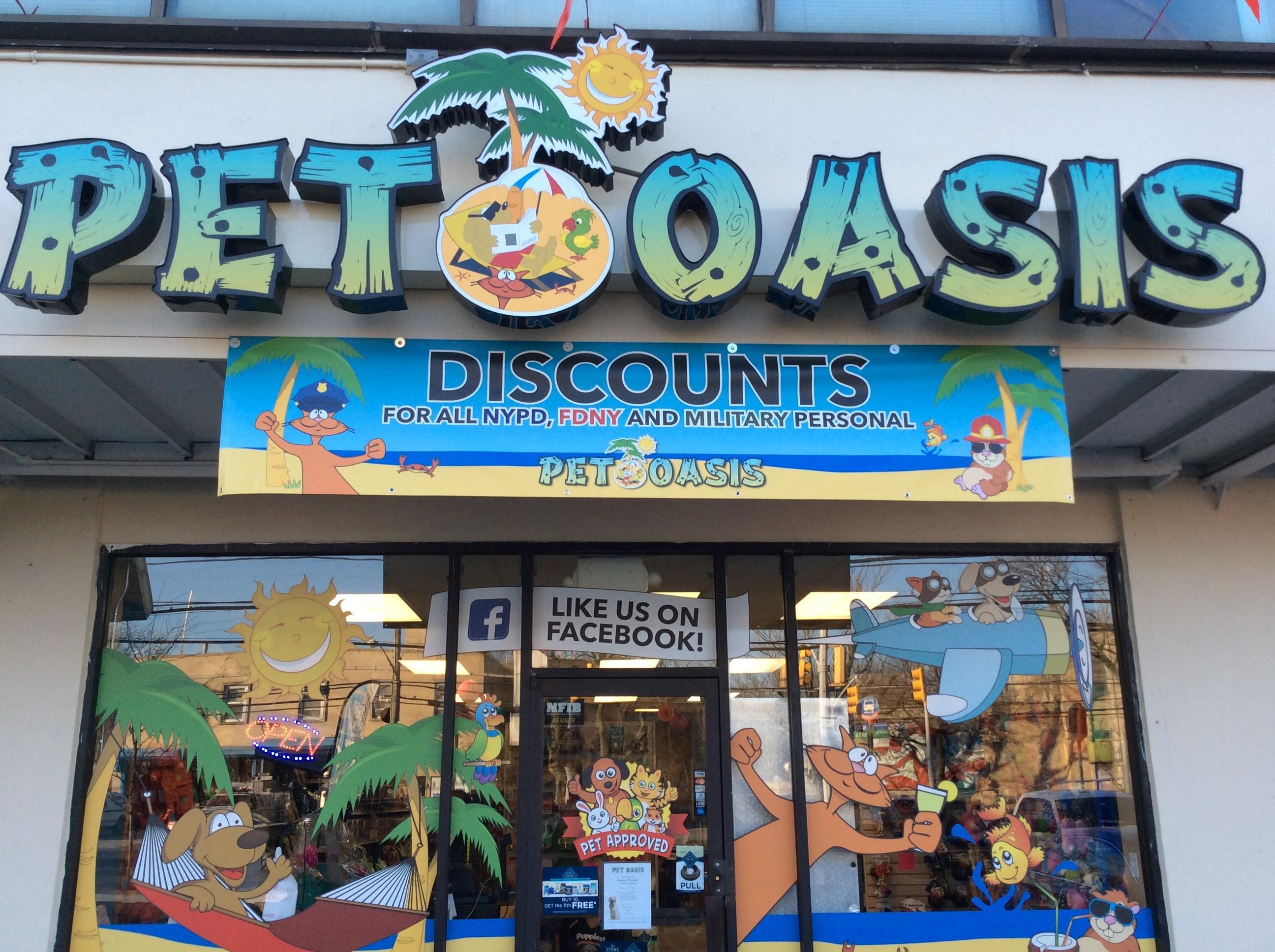 Pet Oasis